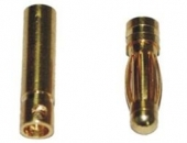 3.0mm Bullet connector (pari)