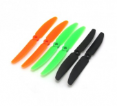 5x3 Gemfan Quadcopter Prop Set-2CW and 2CCW (green)