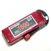 AGA-POWER 1500mAh 30C 4S lipo