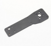 Nighthawk 250/280 Pro II All Carbon Fiber Parts - One Rear Arm