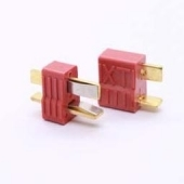 Nylon T-Connectors (Deans) (pari)