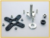 AXI Radial mount set 2808/xx  2814/xx