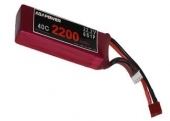AGA-POWER 2200mAh 40C 6S lipo