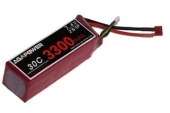 AGA-POWER 3300mAh 40C 2S lipo