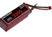 AGA-POWER 3300mAh 40C 6S lipo