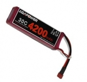 AGA-POWER  4200mAh 30C 2S lipo
