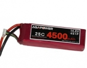 AGA-POWER 4500mAh 25C 4S lipo