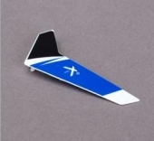 Vertical Fin Blue BMSR