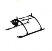 Landing Skid & Battery Mount: MSRX