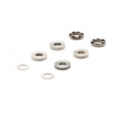 2.5x6x2.8mm Thrust Bearing: 180 CFX