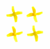 Prop Set (4), Yellow: Inductrix FPV BLH8506