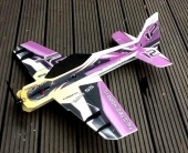 RC Factory Crack Yak LITE purple/yellow