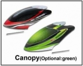 HM-NEW V120D02S-Z-01 Canopy (green)