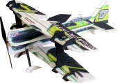 RC Factory CRACK PITTS MINI (green)