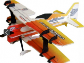 RC Factory CRACK PITTS MINI (orange)