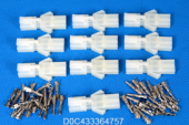Tamiya connector Set(big) (10 Pairs)