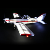 E-Flite Brave Night Flyer BNF Basic