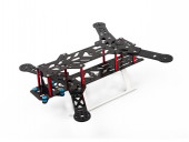 EMAX Nighthawk 300 Quadcopter Frame Kit Pure Carbon Fiber