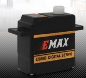 Emax ES09D (dual-bearing) specific swash servo for 450 helicopters 11.6g
