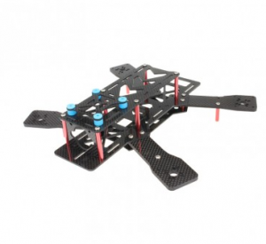 Emax Nighthawk 250 II All Carbon Fiber Quadcopter Aircraft Frame