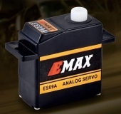 EMAX ES09A (dual-bearing) specific swash servo for 450 helicopters 11.6g