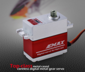 EMAX ES9254 Top-class metal cased coreless digital metal gear servo 72g