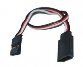 Futaba Straight Extension wire 26AWG L=15cm