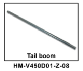 Tail boom