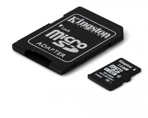Kingston 32GB Class10 High Quality Micro SD/SDHC Memory Card with SD Adapter