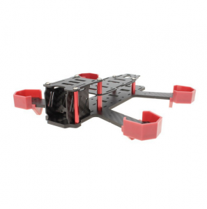 EMAX Nighthawk 200 All Carbon Fiber Quadcopter Aircraft Frame(3mm)
