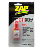 ZAP (6 ml.) Z-71 Permanent Thread Locker (red)