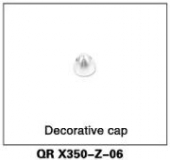 QR X350-Z-06 Decorative cap (1pc)