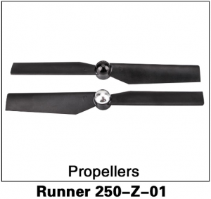 Propellers (2pc) (CW+CCW)
