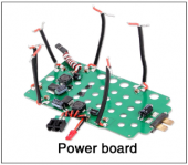 Tali H500 Power board