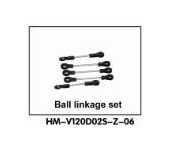 HM-V120D02S-Z-06 Ball linkage set