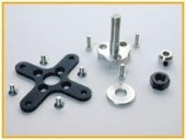 AXI Radial mount set 2820/xx  2826/xx