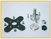 AXI Radial mount set 41xx/xx