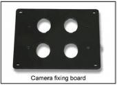 UFO-MX400-Z-06 Camera fixing board
