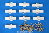Small Tamiya connector Set (10 Pairs)