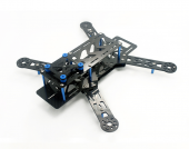EMAX Nighthawk 250 Quadcopter Frame Kit Pure Carbon Fiber
