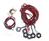 G.T.Power LED Light System for Hexacopter / 6-axis Multicopter