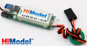 HiModel 3 Amps. 5V / 6V Switch-Mode UBEC