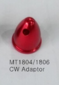 Prop Adapter For EMAX MT1804/MT1806 CW (1pc)