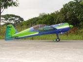 "Pilot RC YAK54  53"" (1350mm) Green/blue/white"